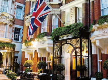 hoteles a londres: