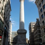 The Monument en Londres