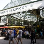 El Borough Market en Londres
