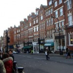 El Barrio de Hampstead en Londres