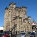 Newcastle y su castillo