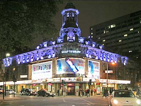 Teatro del West End de Londres